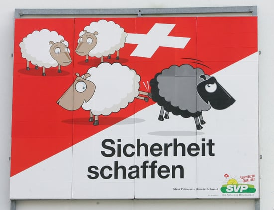 Swiss Not Always Neutral — Reject Anti-Immigration Measure