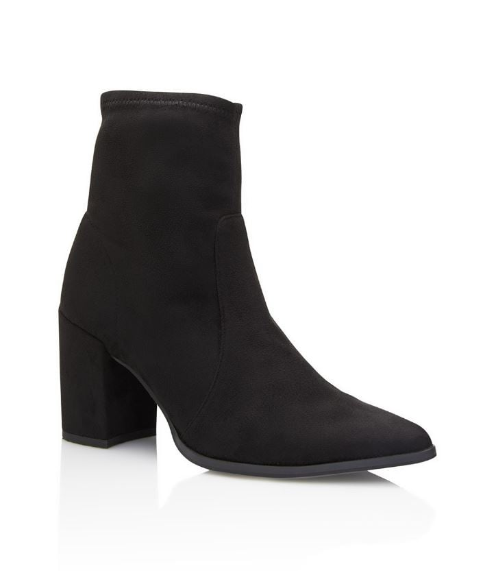 Sportsgirl Macey Sock Boot ($89.95)
