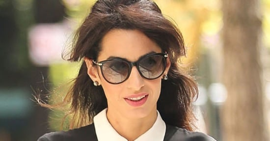 Amal Clooney Is The Latest Celeb To Totally Slay In Gucci