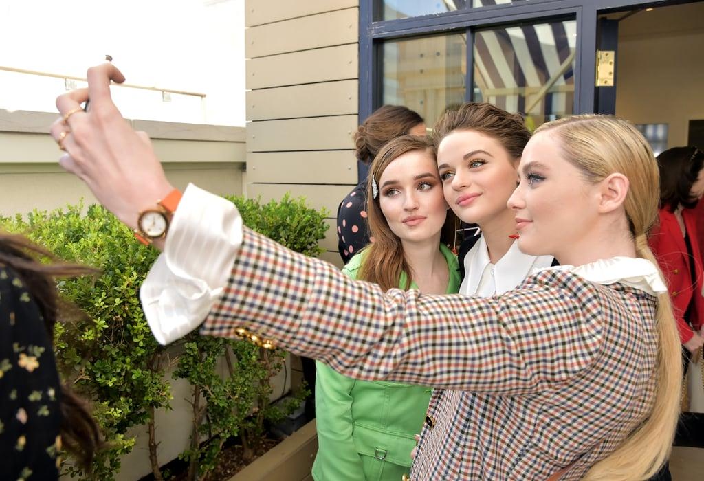 Joey King, Kaitlyn Dever, Kathryn Newton at Women to Watch