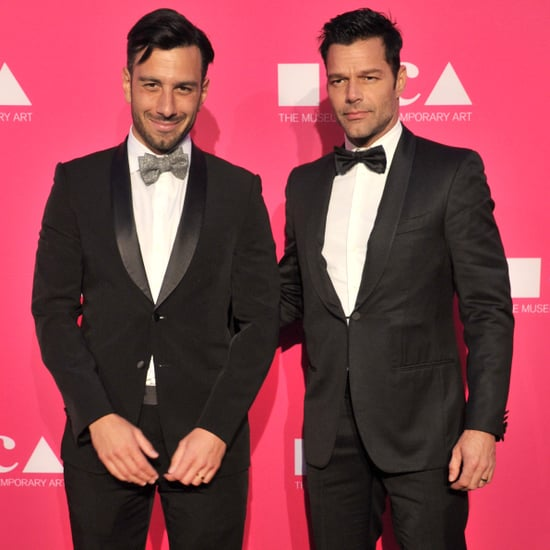 Ricky Martin and Jwan Yosef Married