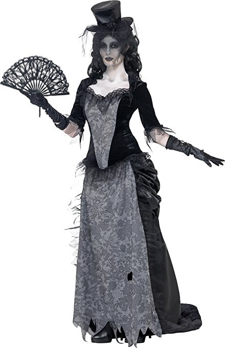 ghost town widow costume