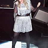 Reactions to Kelly Clarkson's 2018 US Open Performance