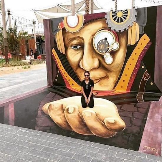 مهرجان دبي كانفس 2018