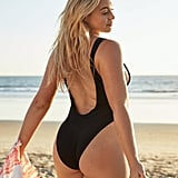 Nina's Exact Aerie Super Scoop One Piece Swimsuit