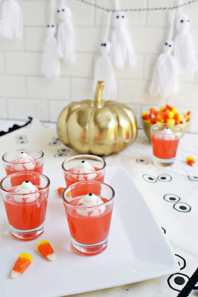 Halloween Shot Recipes