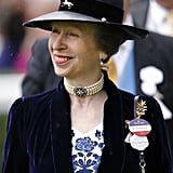 Anne, Princess Royal at Royal Ascot