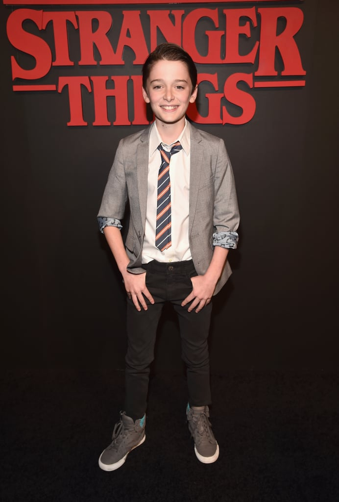 Noah Schnapp at Stranger Things Season 1 Premiere