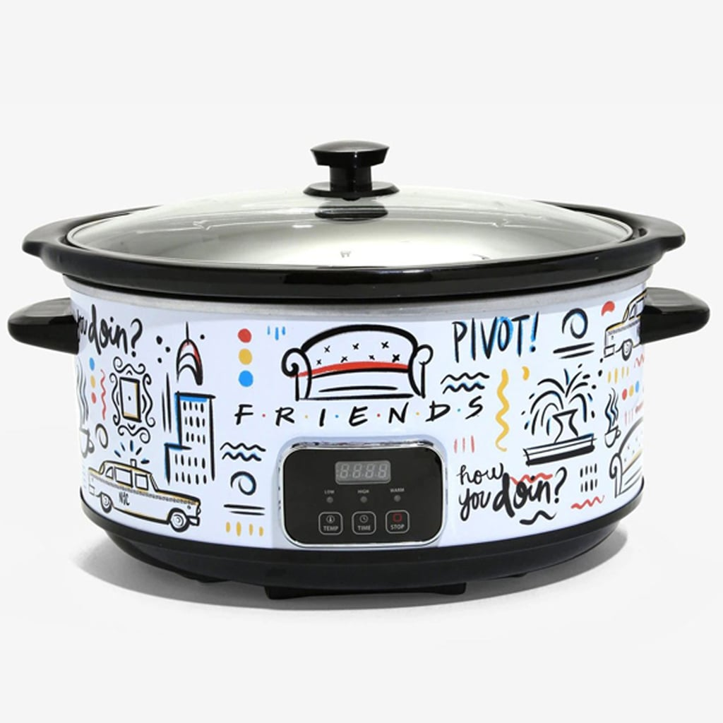 You Can Get a Friends-Themed Slow Cooker From Box Lunch