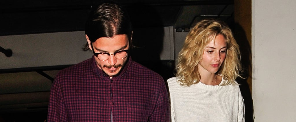 Josh Hartnett Is Back Out With His Hot Girlfriend