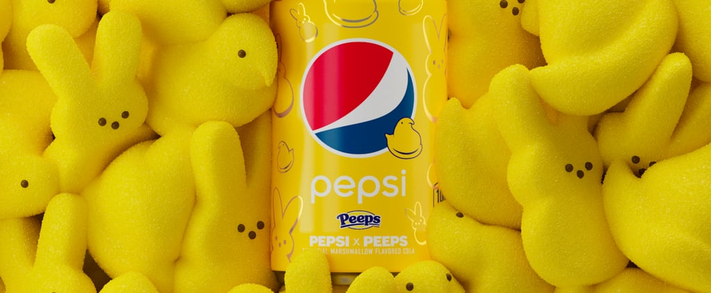 Pepsi Created a Limited-Edition Peeps-Flavored Soda