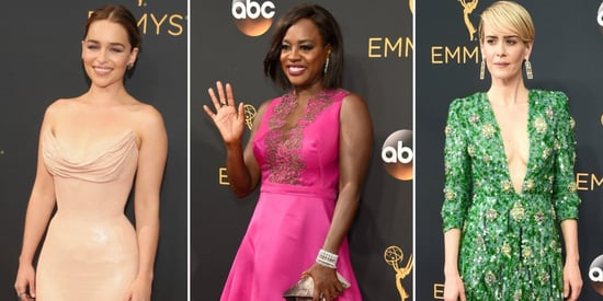 The Best-Dressed Stars On The 2016 Emmys Red Carpet