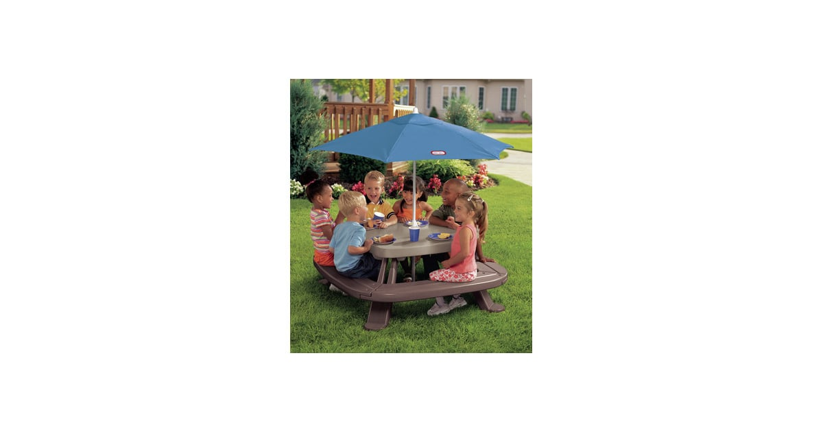 little tikes fold n store picnic table instructions