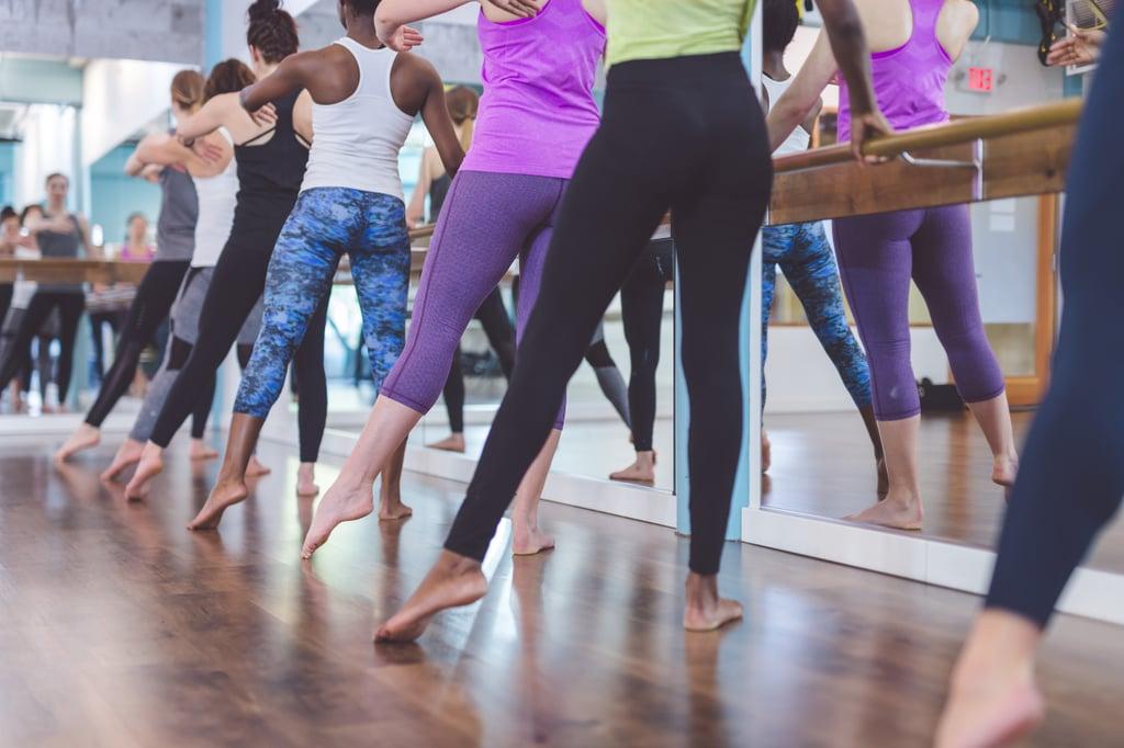 Take a dance class.