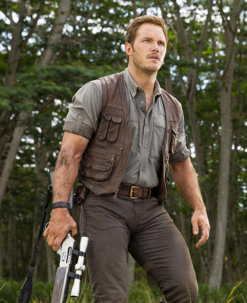 Owen From Jurassic World: Fallen Kingdom