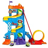 Fisher-Price Little People Loops 'n' Swoops Amusement Park