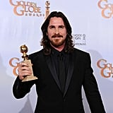 Winners Gather in Golden Globes Press Room