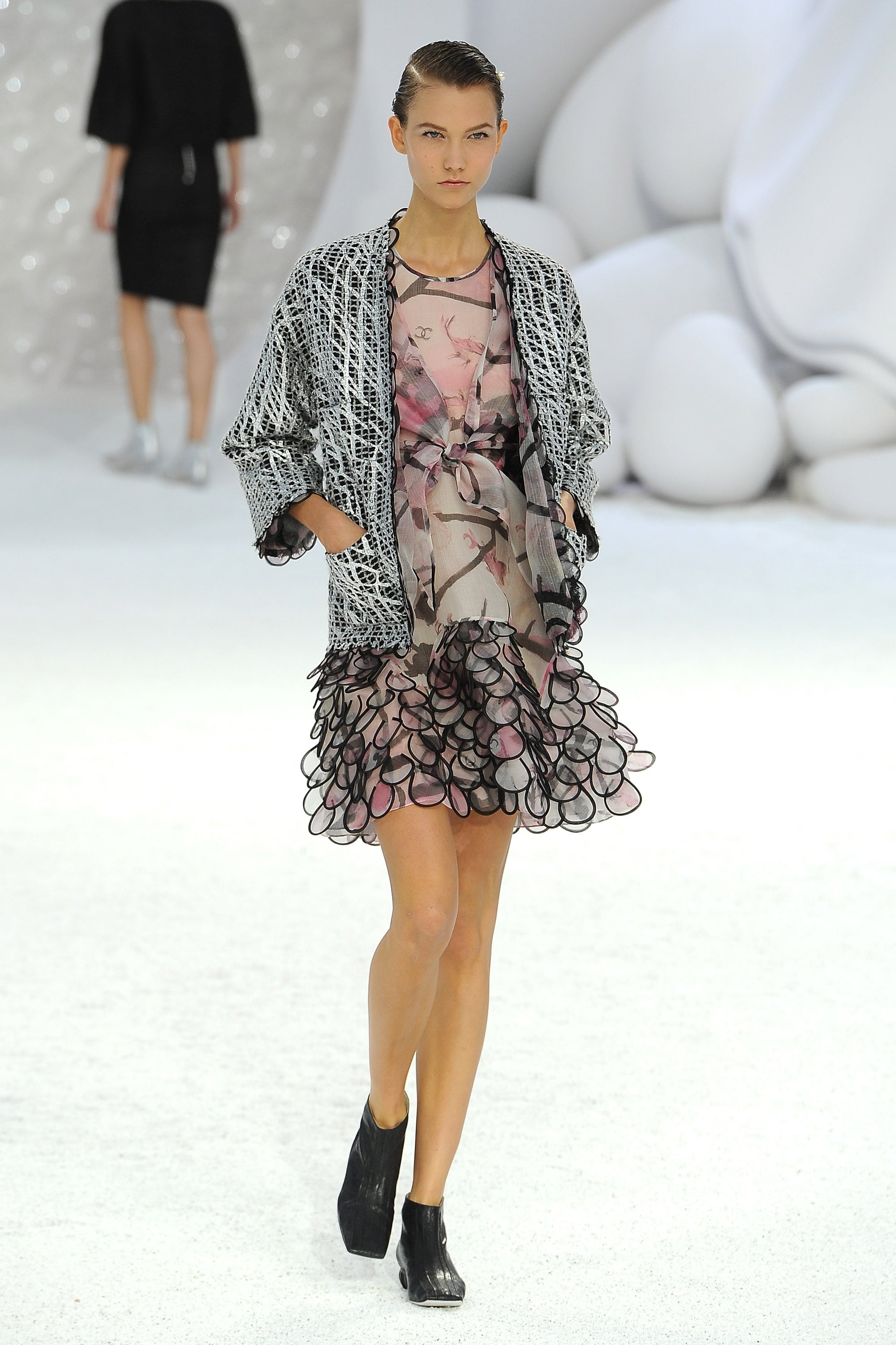D wire Chanel – Spring / Summer 2012