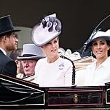 Meghan Markle in a Carriage 2018