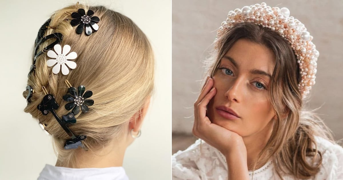 The Biggest Hair Accessory Trends Of 2020 Popsugar Beauty