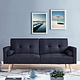 Simmons Montreal Upholstered Convertible Sofa