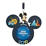 Mickey Mouse 2019 Frame Ornament