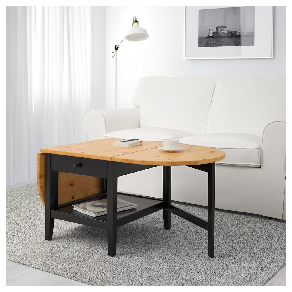 Extendable coffee table ikea 39 s best small space items popsugar home photo 20 - Telescopic coffee table ...