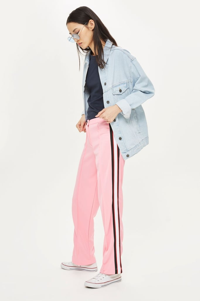 Topshop Sugar Track Trousers