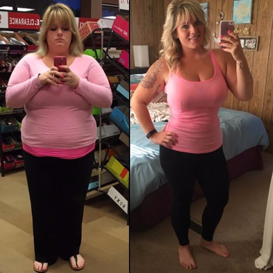 100-Pound Weight-Loss Transformation | Maryn Teed