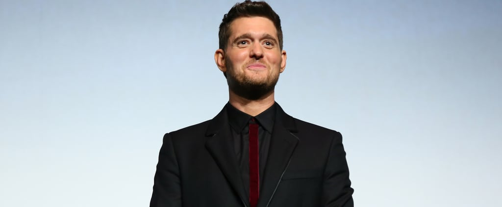 Michael Bublé Makes an Emotional Return to the Spotlight After Son's Cancer Battle