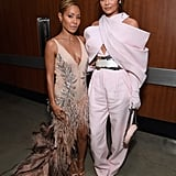 Pictured: Jada Pinkett Smith and Kylie Jenner