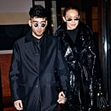 Gigi Hadid and Zayn Malik's Cutest Pictures