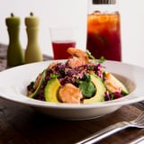 Pascal Tepper's Kale, Prawn and Avocado Salad