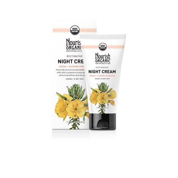 Nourish Organic Restorative Night Cream