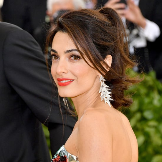 Amal Clooney's Makeup at the Met Gala 2018