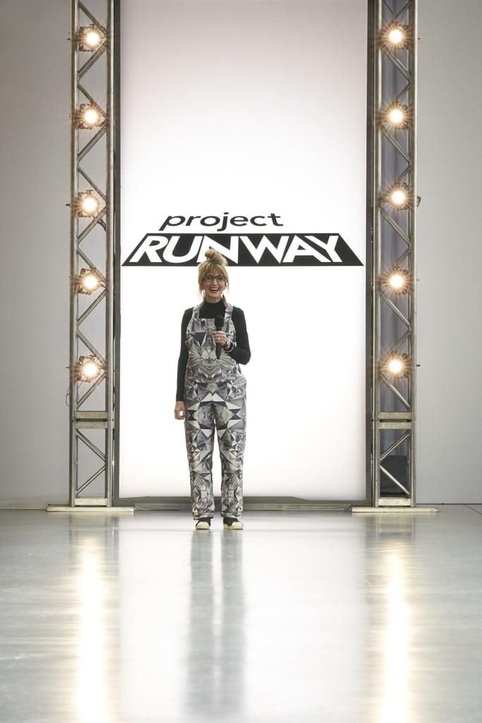 Project Runway Season 18 Finale: Nancy Volpe-Beringer