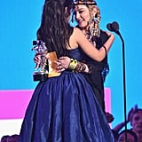 Camila Cabello and Madonna