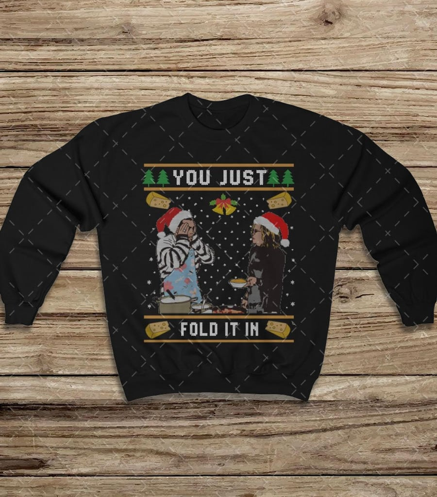 """These """"Ugly"""" Schitt's Creek Christmas Sweaters Are Hilarious"""