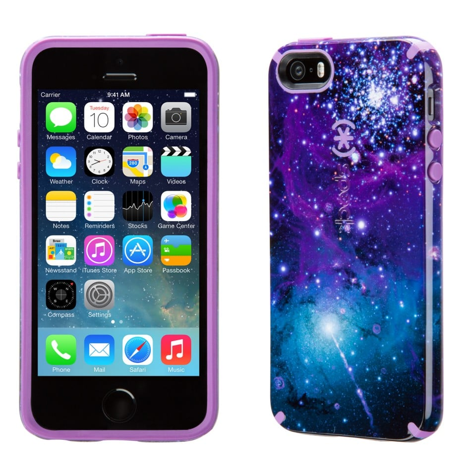 Speck CandyShell Case in Galaxy Purple