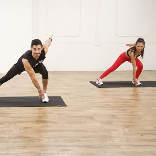 Live Workouts on POPSUGAR Fitness's Instagram, Week of 11/1