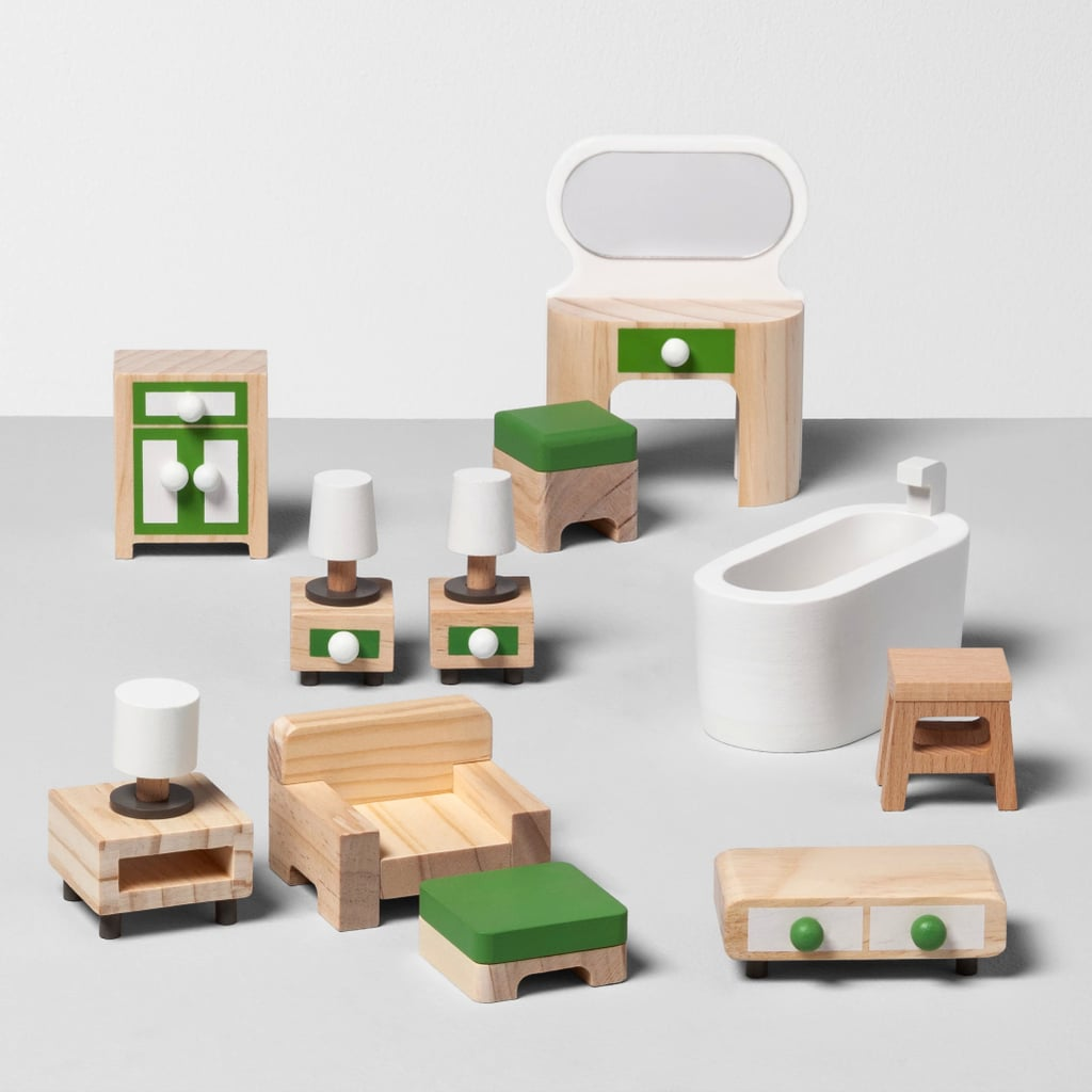 Toy Dollhouse Furniture Accessories