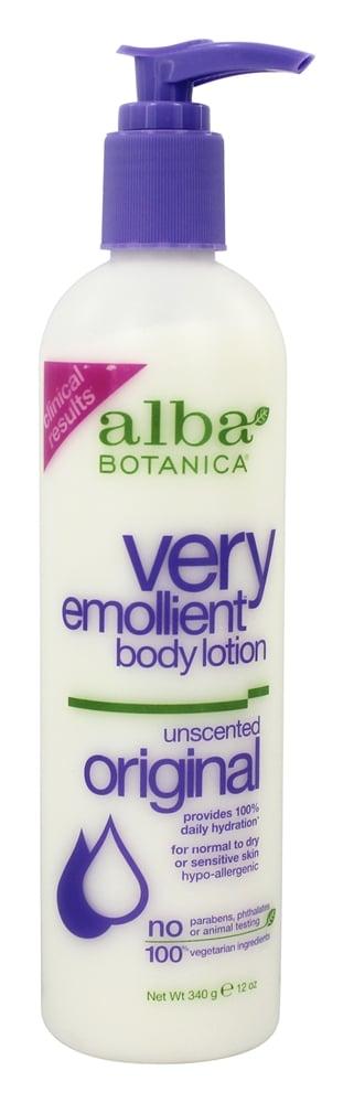 Alba Botanica's Very Emollient Body Lotion