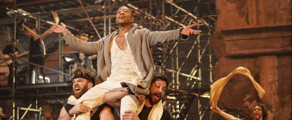 Jesus Christ Superstar Live Reactions