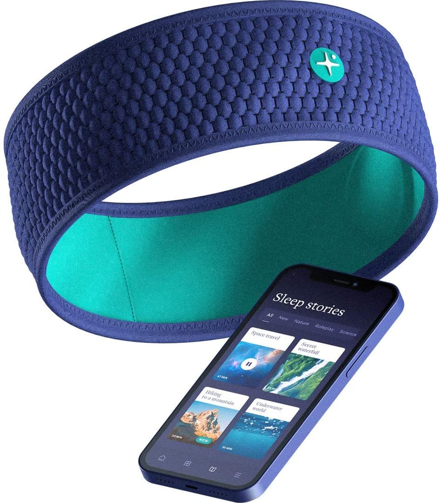 HoomBand Wireless Bluetooth Innovative Headband For Sleep, Travel, Meditation