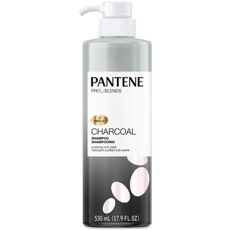 Pantene Pro-V Blends Charcoal Purifying Root Wash Shampoo