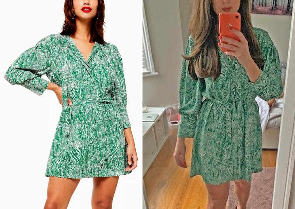 Is Topshop's Green Dress the New Zara Polka-Dot Dress?