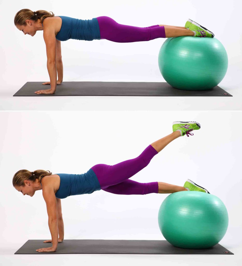 Sex position on stability ball clean