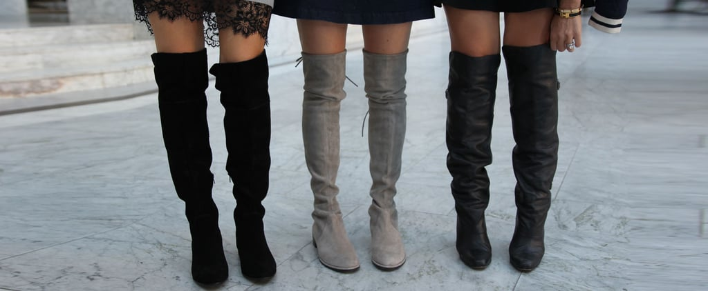 Over-the-Knee Boot Trend