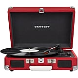 Crosley at Virgin Megastore – Cruiser Red Deluxe Portable Turntable (AED629)