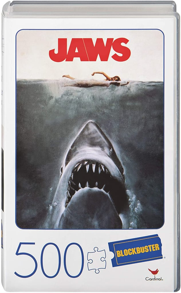 Blockbuster JAWS Puzzle 500pc